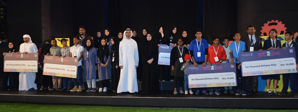ADEK Successfully Concludes the Abu Dhabi Science Festival 2019